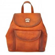 Кожаный рюкзак Pratesi Gaville