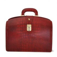 Briefcase Pratesi Brunelleschi Medium Radica