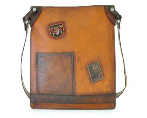 Наплечная мужcкая сумка Pratesi Bakem