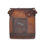 Наплечная мужская сумка Pratesi Bakem Standart