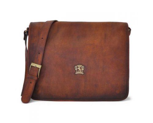 Наплечная мужская сумка Pratesi Val D'Orcia