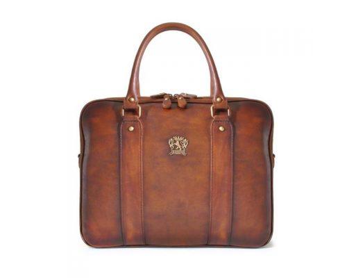 Кожаный портфель Pratesi Magliano