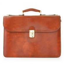 Briefcase for laptop Pratesi Verrocchio