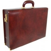 Leather Briefcase Machiavelli