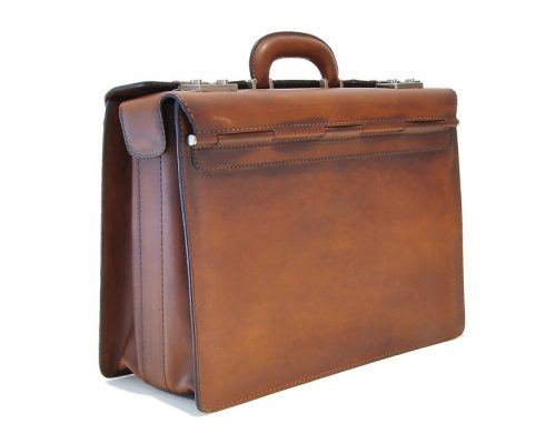 Briefcase Pratesi Lorenzo Il Magnifico