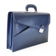 Leather Briefcase Leon Battista Alberti