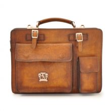 Briefcase Pratesi Milano Small