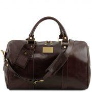 Travel bag Tuscany Leather TL141250 Voyager Mini