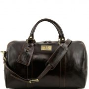 Travel bag Tuscany Leather TL141250 Voyager Mini
