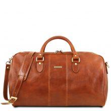 Дорожная кожаная сумка Tuscany Leather TL141657 Lisbona