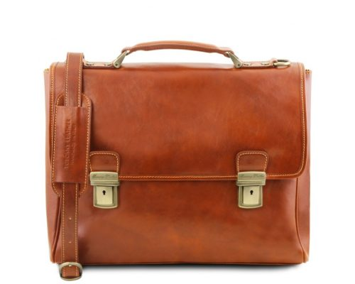 Мужской портфель Tuscany Leather TL141662 Trieste