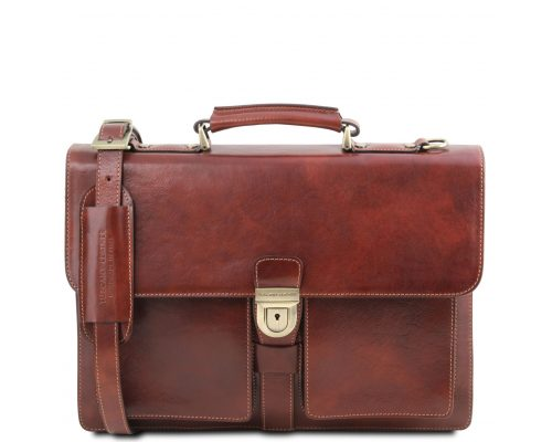 Мужской портфель Tuscany Leather TL141825 Assisi