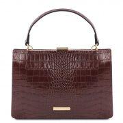 Womans bag Tuscany Leather TL141839 Iris