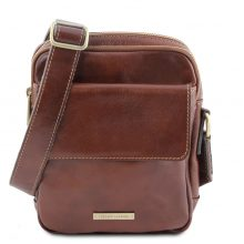 Men's shoulder bag Tuscany Leather TL141915 Larry