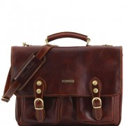 Briefcase Tuscany Leather TL141134 Modena