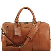 Дорожная кожаная сумка Tuscany Leather TL141216 Voyager Маленькая