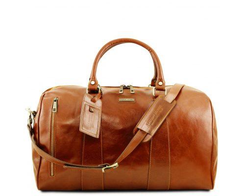 Дорожная кожаная сумка Tuscany Leather TL141794 Voyager Большая