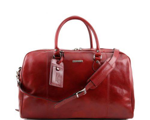 Дорожная кожаная сумка Tuscany Leather TL141218 Voyager