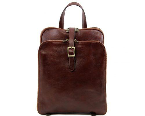 Backpack Tuscany Leather TL141239 Taipei Final Sale!