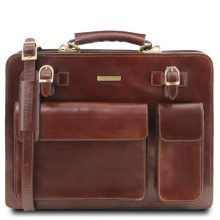 Briefcase Tuscany Leather TL141268 Venezia