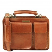 Briefcase Tuscany Leather TL141270 Tania Small