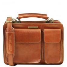 Кожаный портфель Tuscany Leather TL141270 Tania Mini
