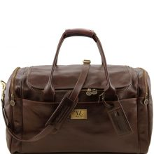Travel bag Tuscany Leather TL141281 Voyager