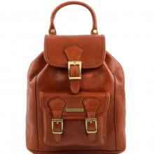 Кожаный рюкзак Tuscany Leather TL141342 Kobe