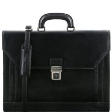 Briefcase Tuscany Leather TL141348 Napoli