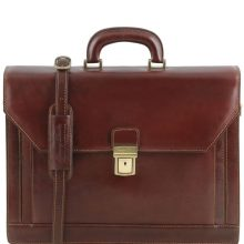 Briefcase Tuscany Leather TL141349 Roma