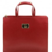 Женский портфель Tuscany Leather TL141369 Palermo