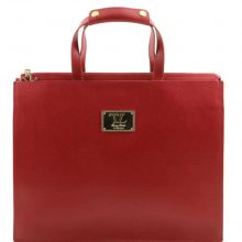 Women briefcase Tuscany Leather TL141369 Palermo
