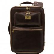 Дорожная кожаная сумка Tuscany Leather TL141389 Voyager