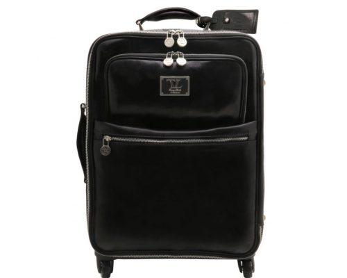 Дорожная кожаная сумка Tuscany Leather TL141390 Voyager