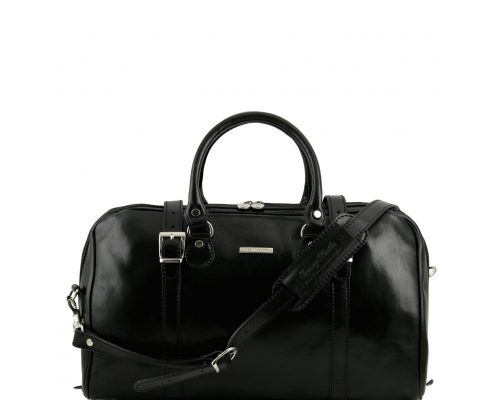 Дорожная кожаная сумка Tuscany Leather TL1014 Berlin Mini