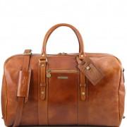Дорожная кожаная сумка Tuscany Leather TL141401 Voyager