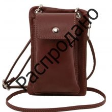 Сумка-кошелёк Tuscany Leather TL141423 Mini cross bag