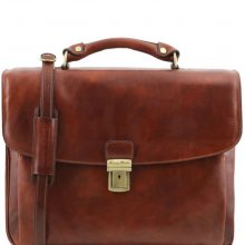 Briefcase Tuscany Leather TL141448 Alessandria