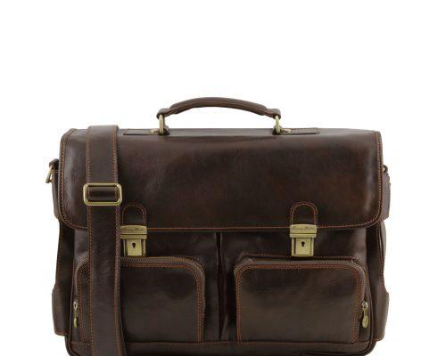 Briefcase Tuscany Leather TL141449 Ventimiglia