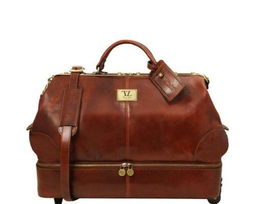 Дорожная кожаная сумка Tuscany Leather TL141451 Siviglia