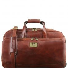 Дорожная кожаная сумка Tuscany Leather TL141452 Samoa Small