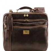 Дорожная кожаная сумка Tuscany Leather TL141454 Varsavia