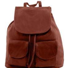 Кожаный рюкзак Tuscany Leather TL141508 Seoul