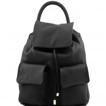 Кожаный рюкзак Tuscany Leather TL141553 Sapporo