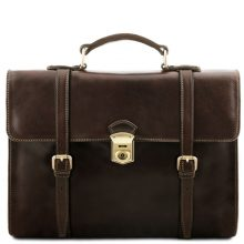 Briefcase Tuscany Leather TL141558 Viareggio