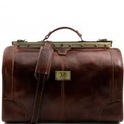 Дорожная кожаная сумка Tuscany Leather TL1023 Madrid Mini