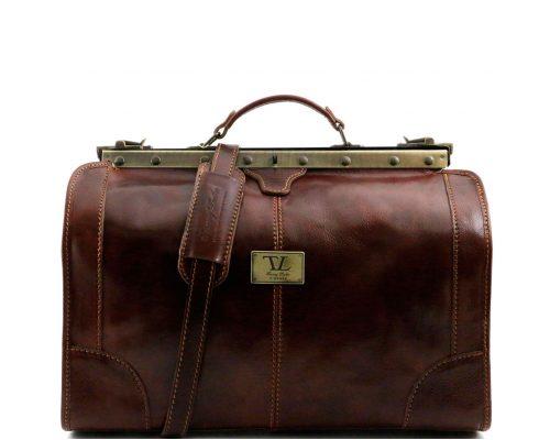 Travel bag Tuscany Leather TL1023 Madrid Small
