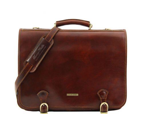 Мужской портфель Tuscany Leather TL10025 Ancona L