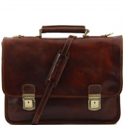 Man briefcase Tuscany Leather TL10028 Firenze