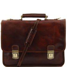 Мужской портфель Tuscany Leather TL10028 Firenze